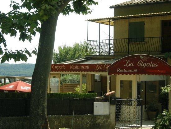 Photo Crêperie-Restaurant Leï cigales