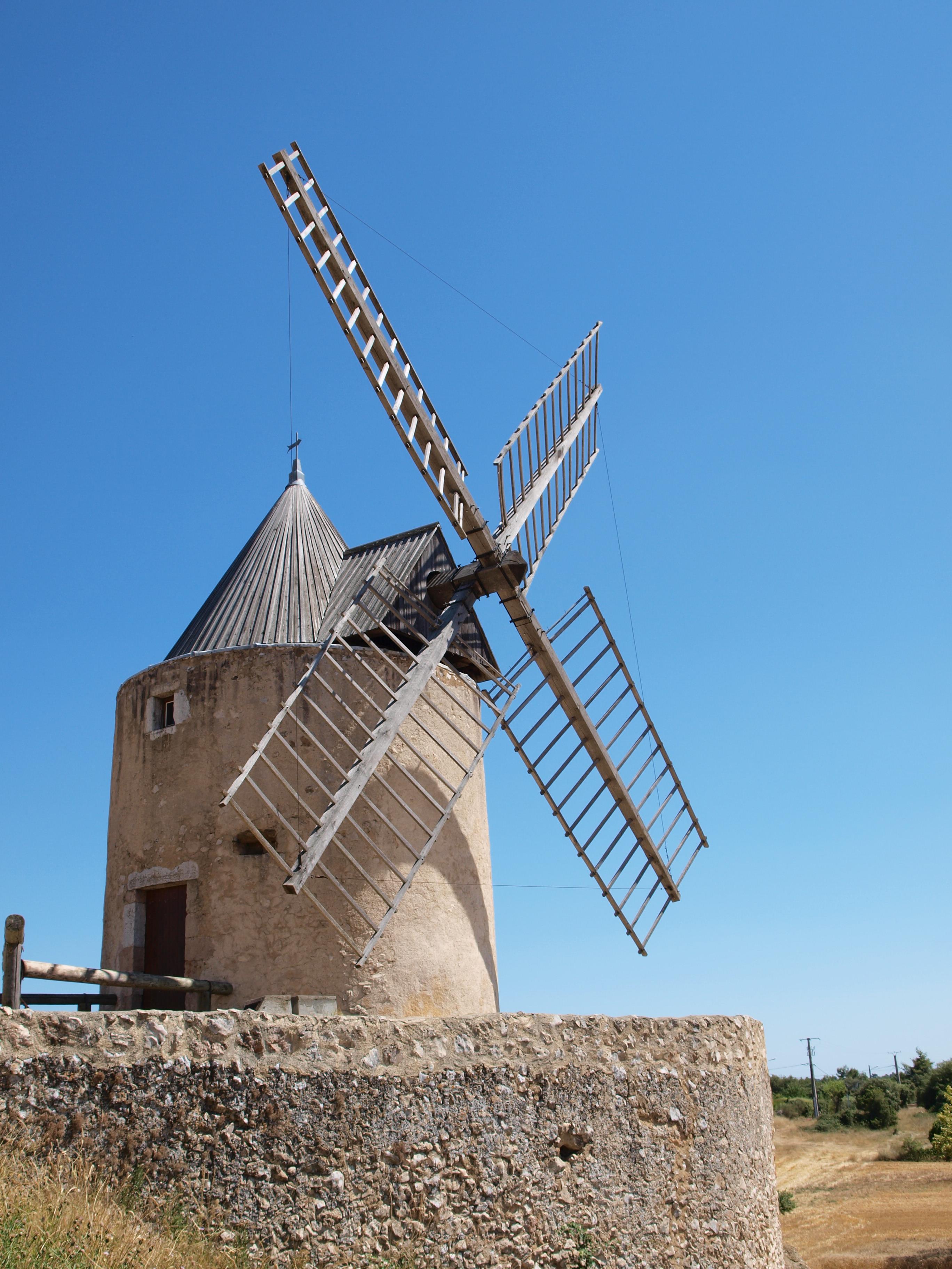 Photo Moulins à vent
