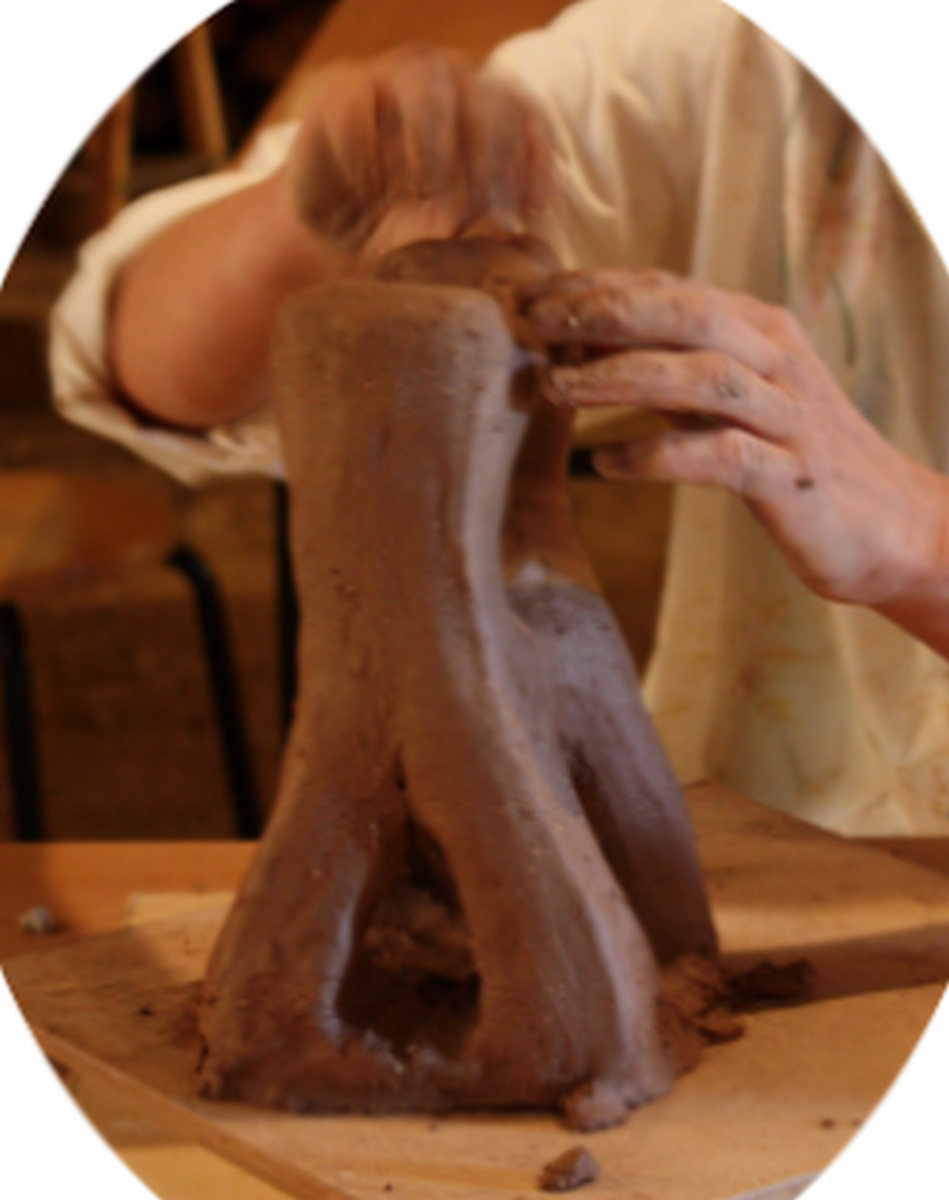 Photo Anne - Elodie Meunier -  Sculpteur