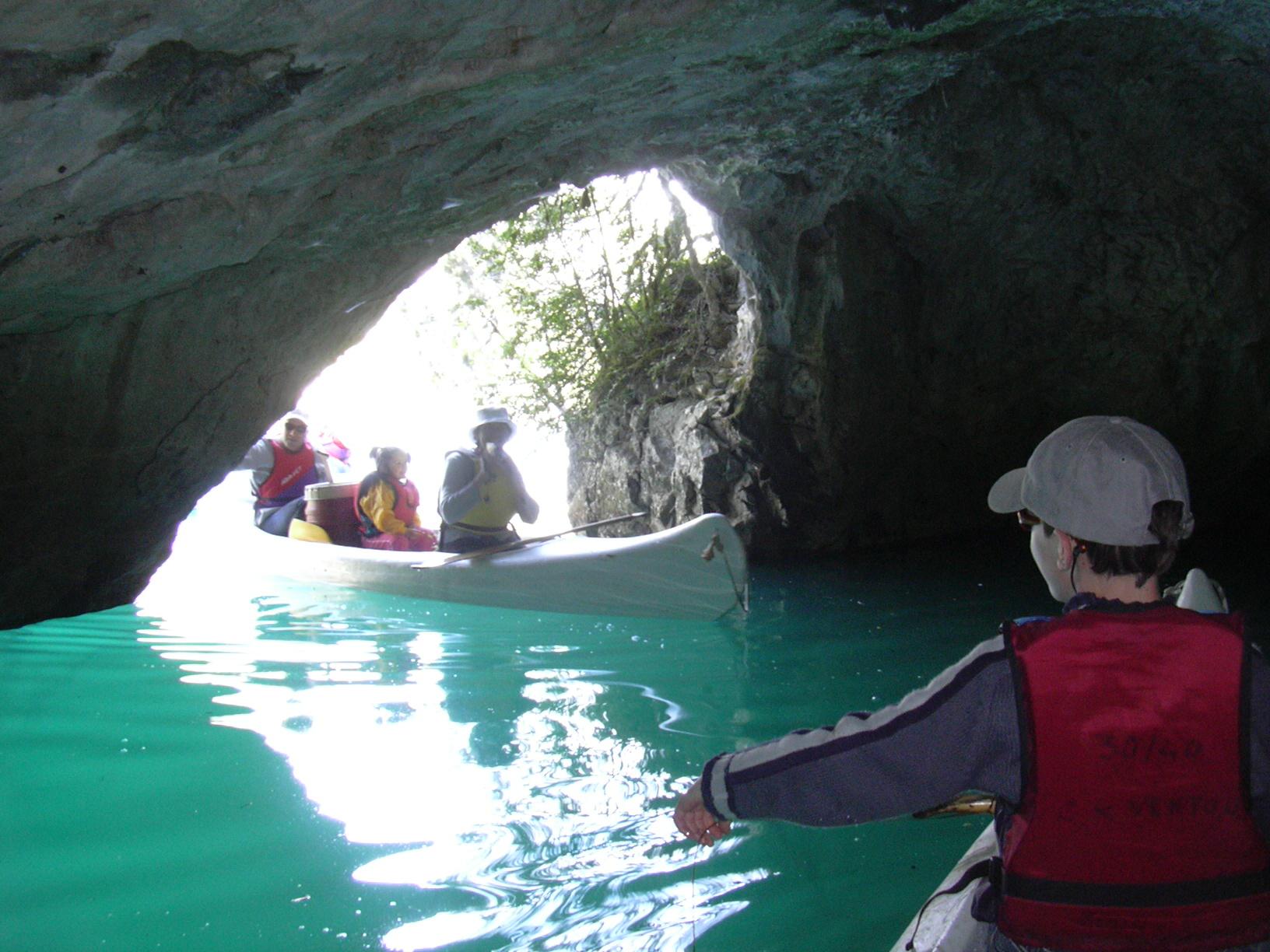 Photo Canoë Verdon - Balades accompagnées