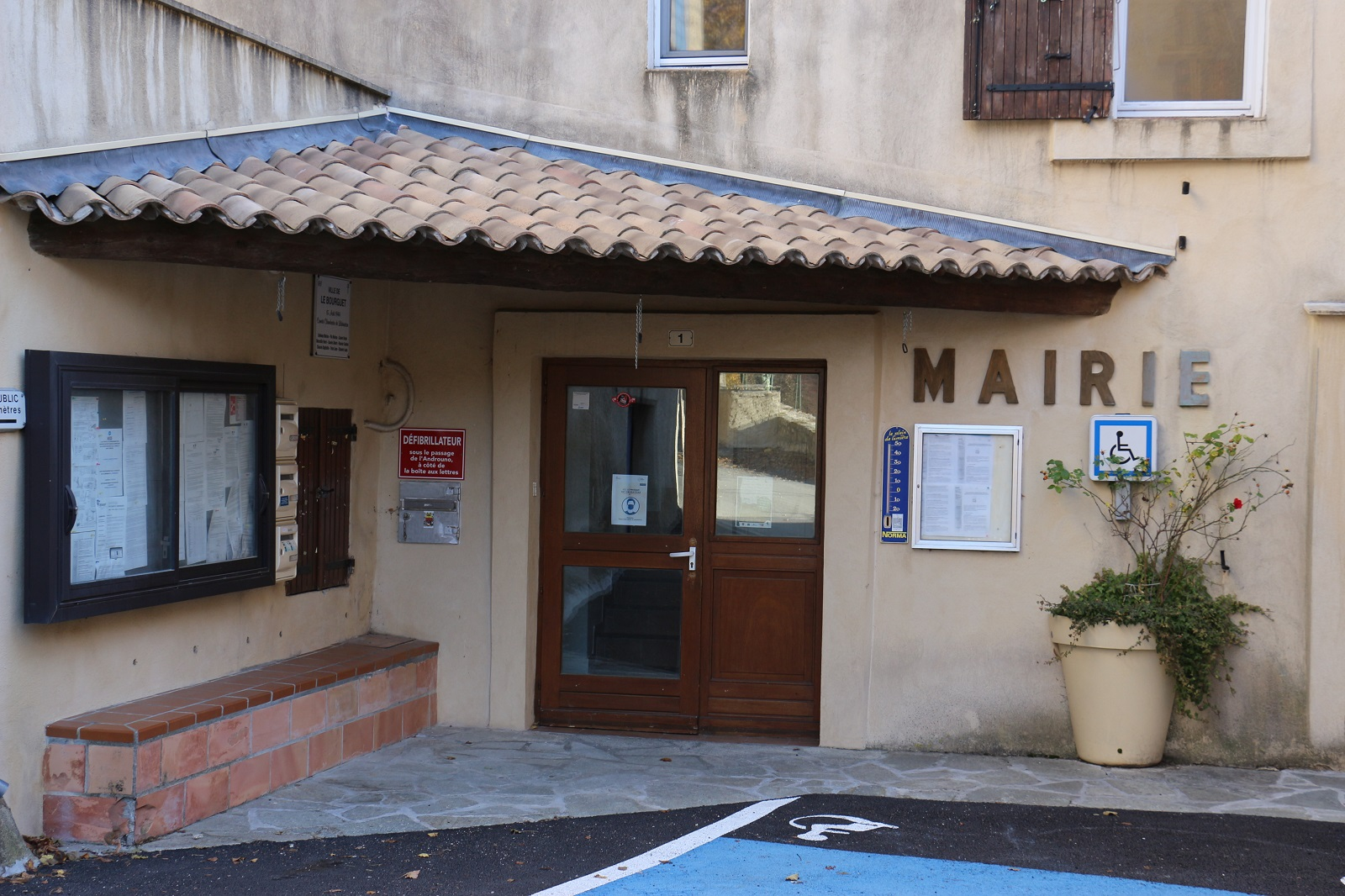 Photo Mairie de Le Bourguet