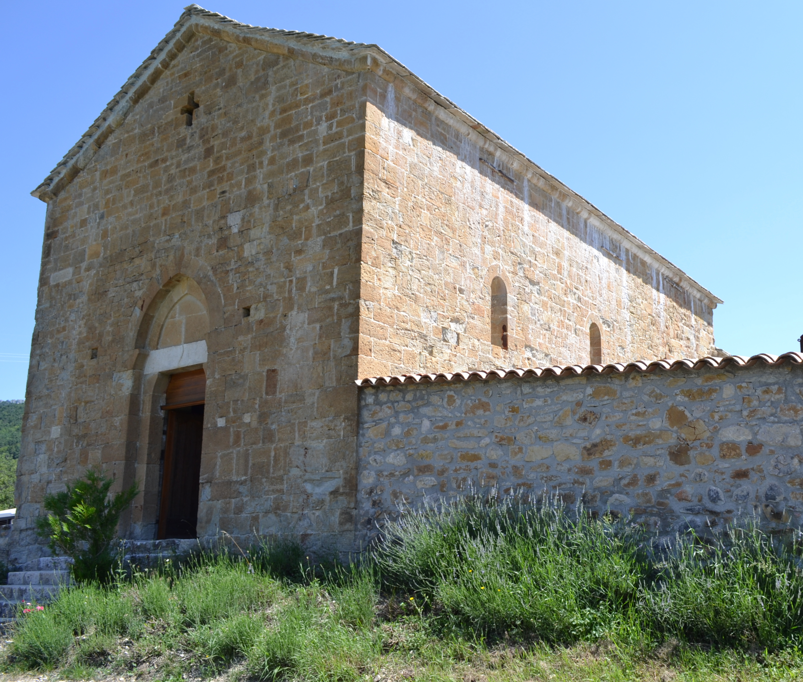 Photo Chapelle Sainte-Anne