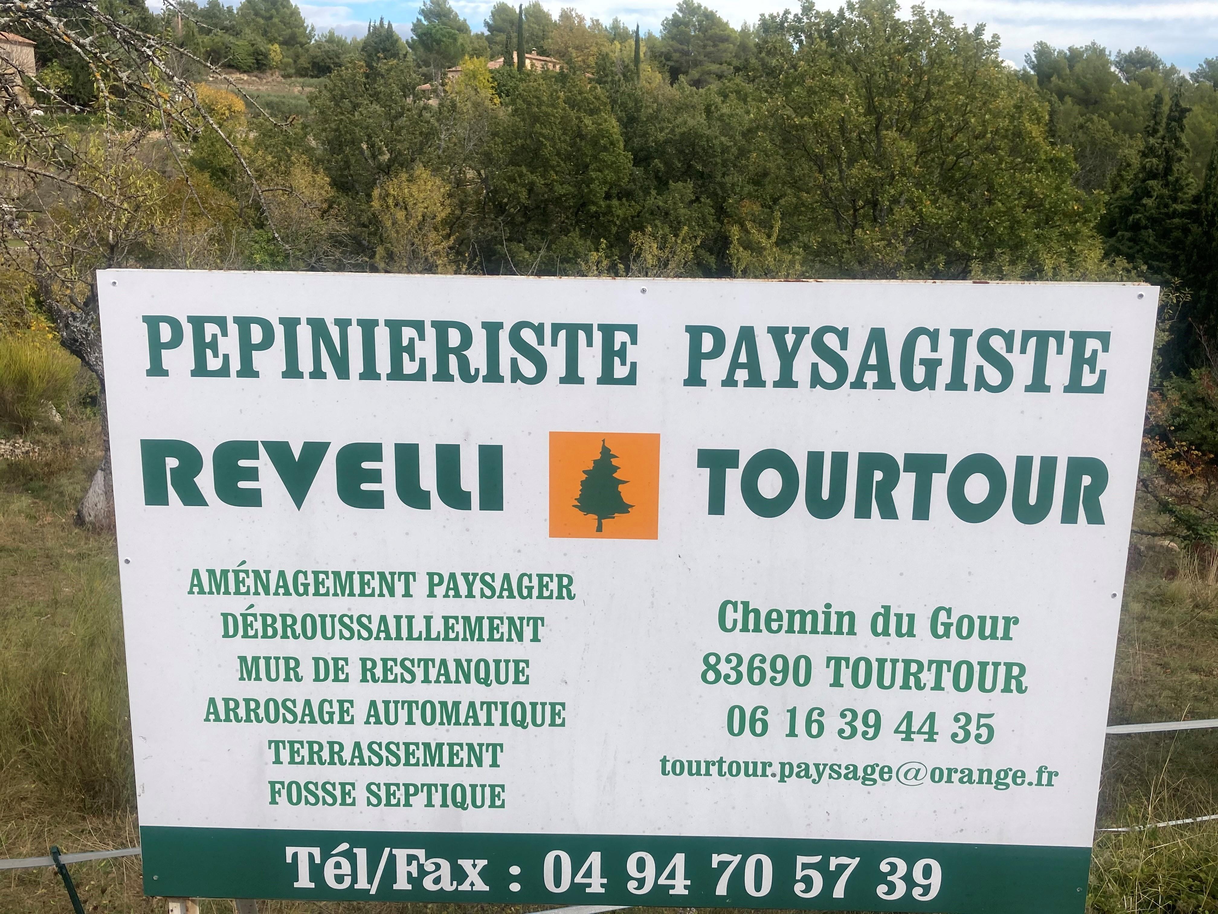 Photo Pépinières  Revelli