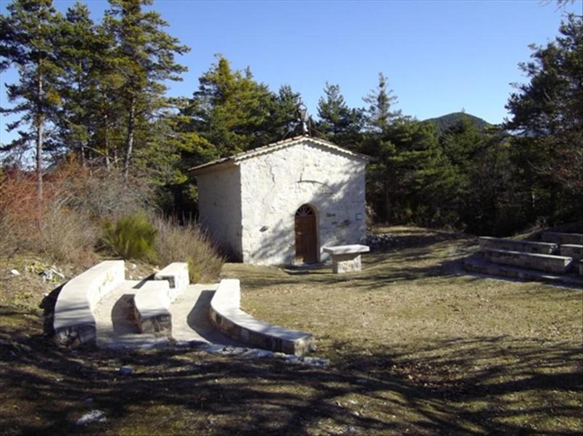 Photo Chapelle Saint-Pierre-en-Demueyes