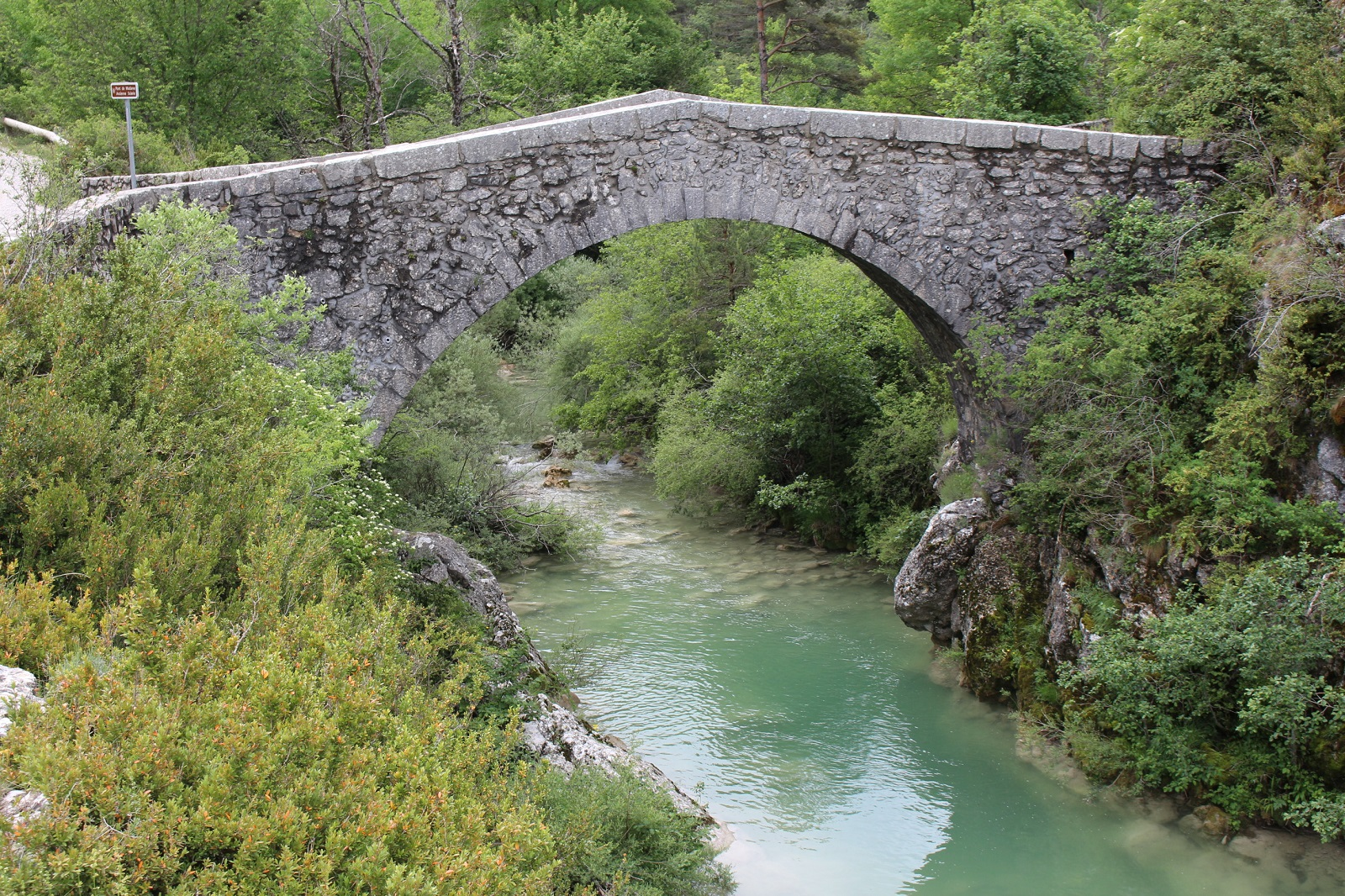 Photo Pont de la Serre, dit