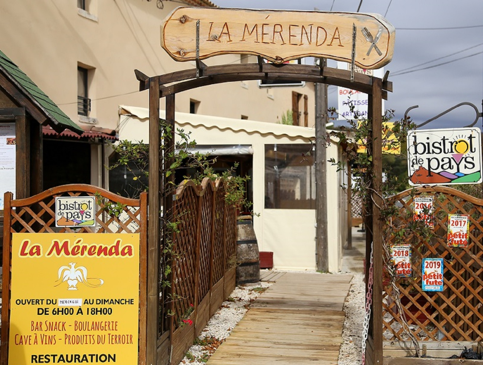 Photo La Mérenda