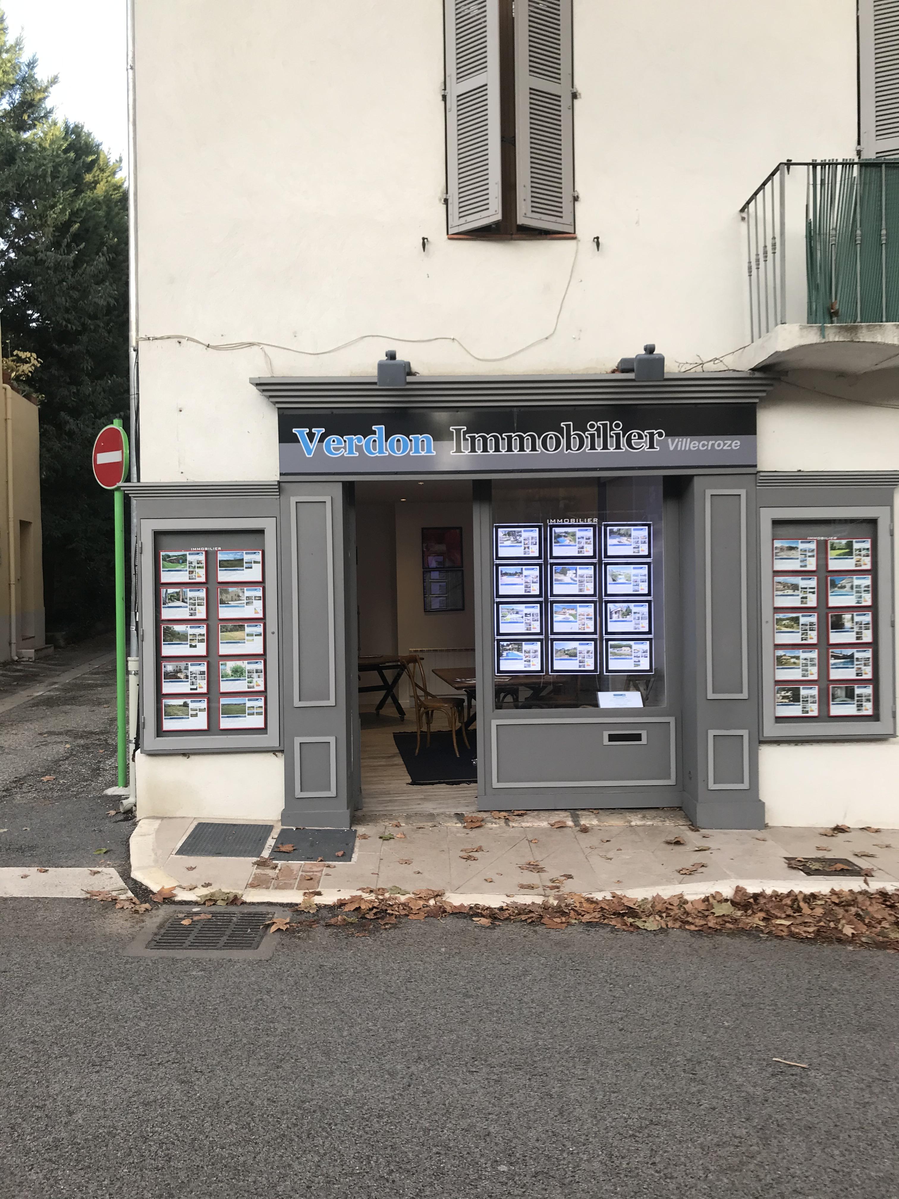Photo Agence Verdon Immobilier