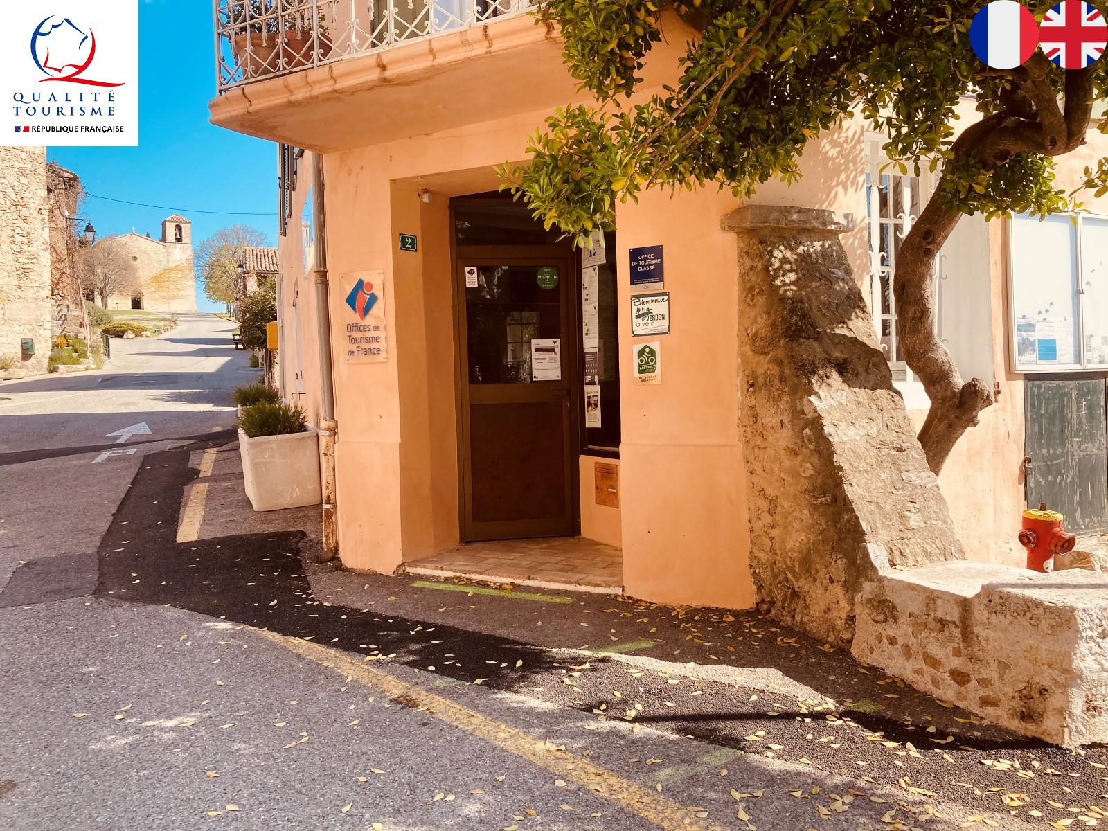 Photo Tourtour Tourisme