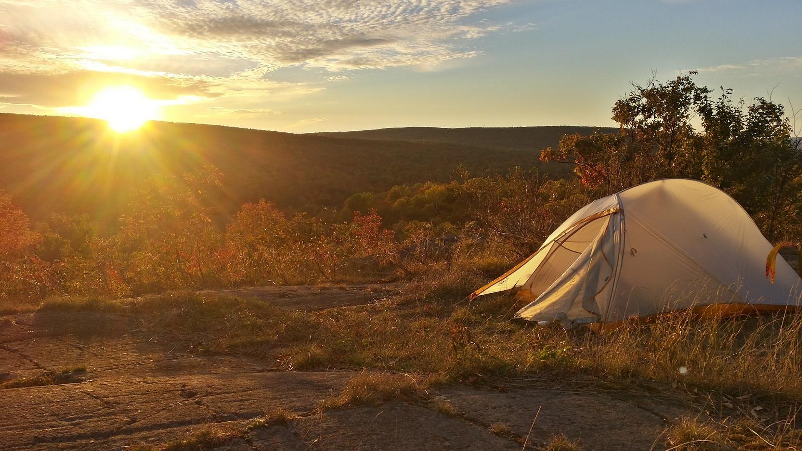 Photo Camping à la ferme du Domaine de Bagarry