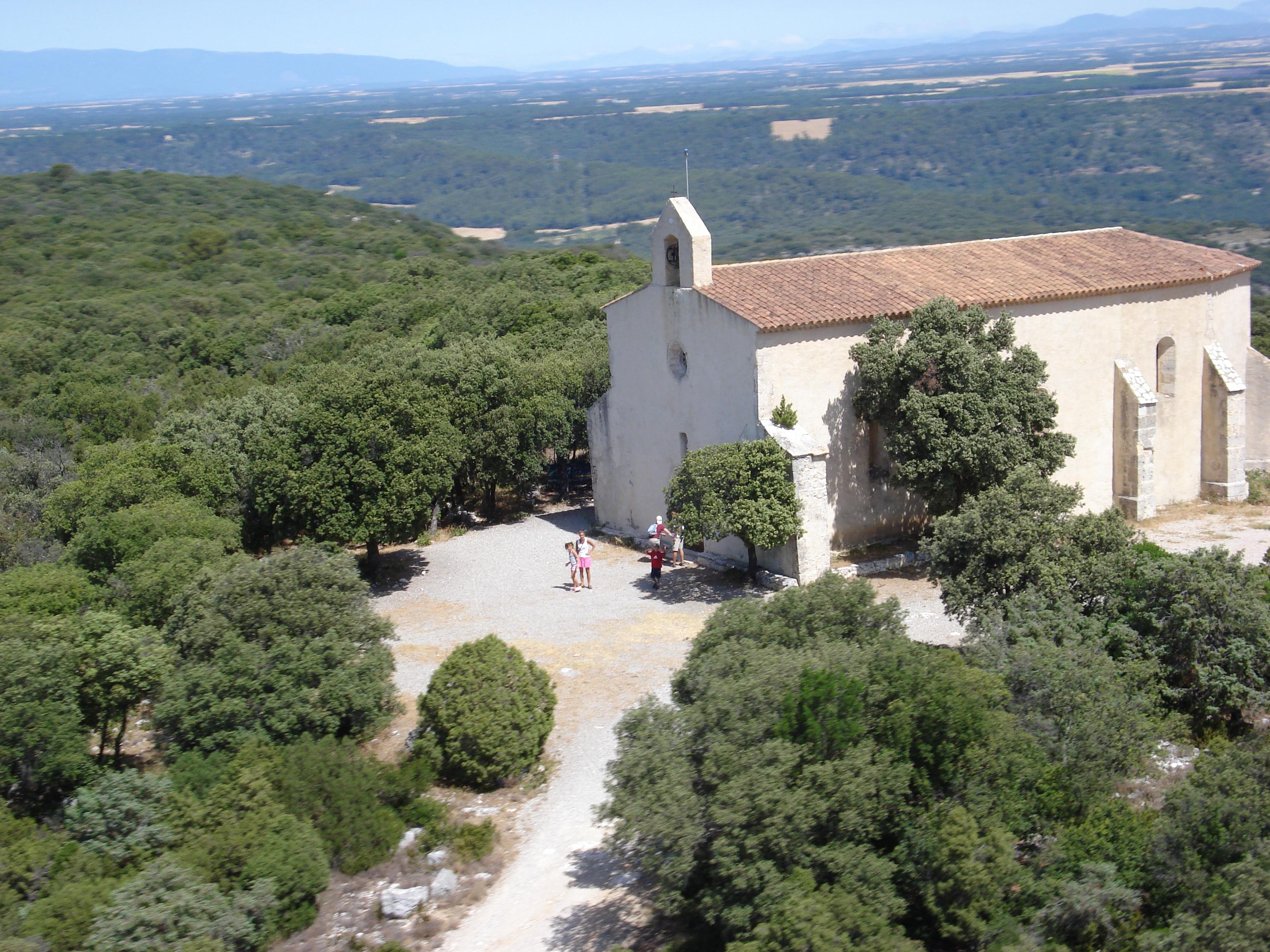Photo Chapelle Notre Dame de la Garde