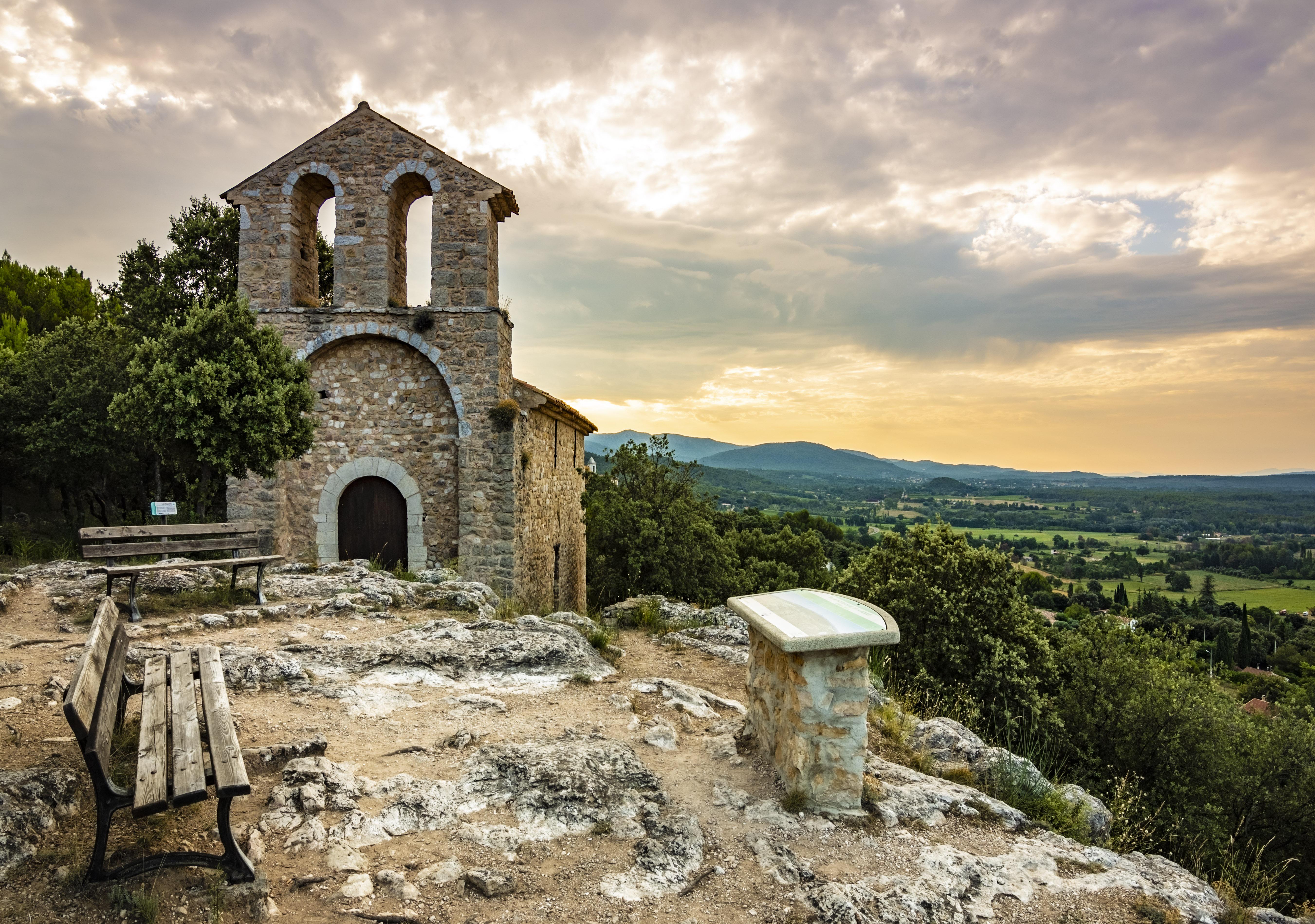 Photo Chapelle notre Dame de la Roque