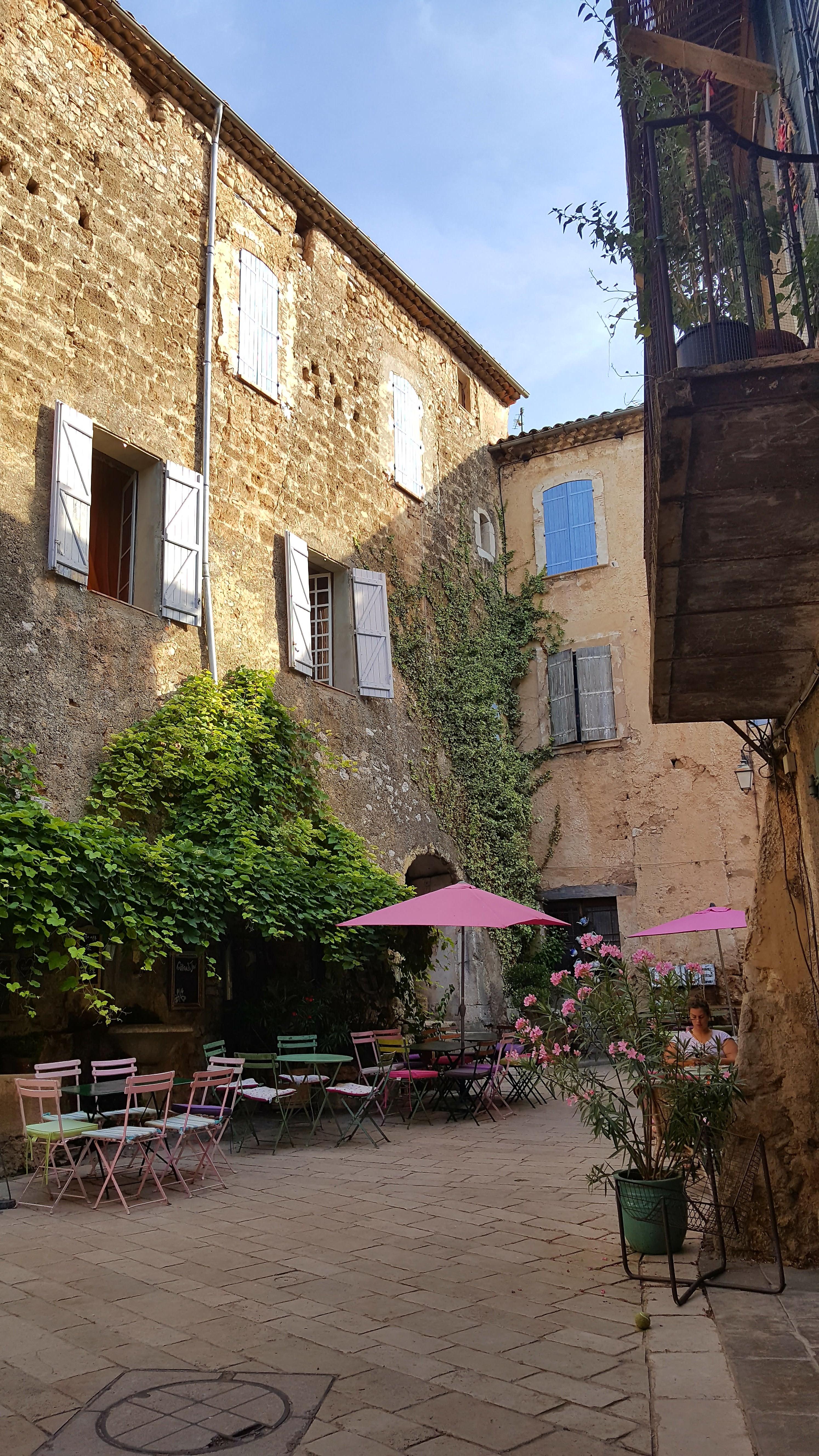 Photo Villecroze - Village médiéval