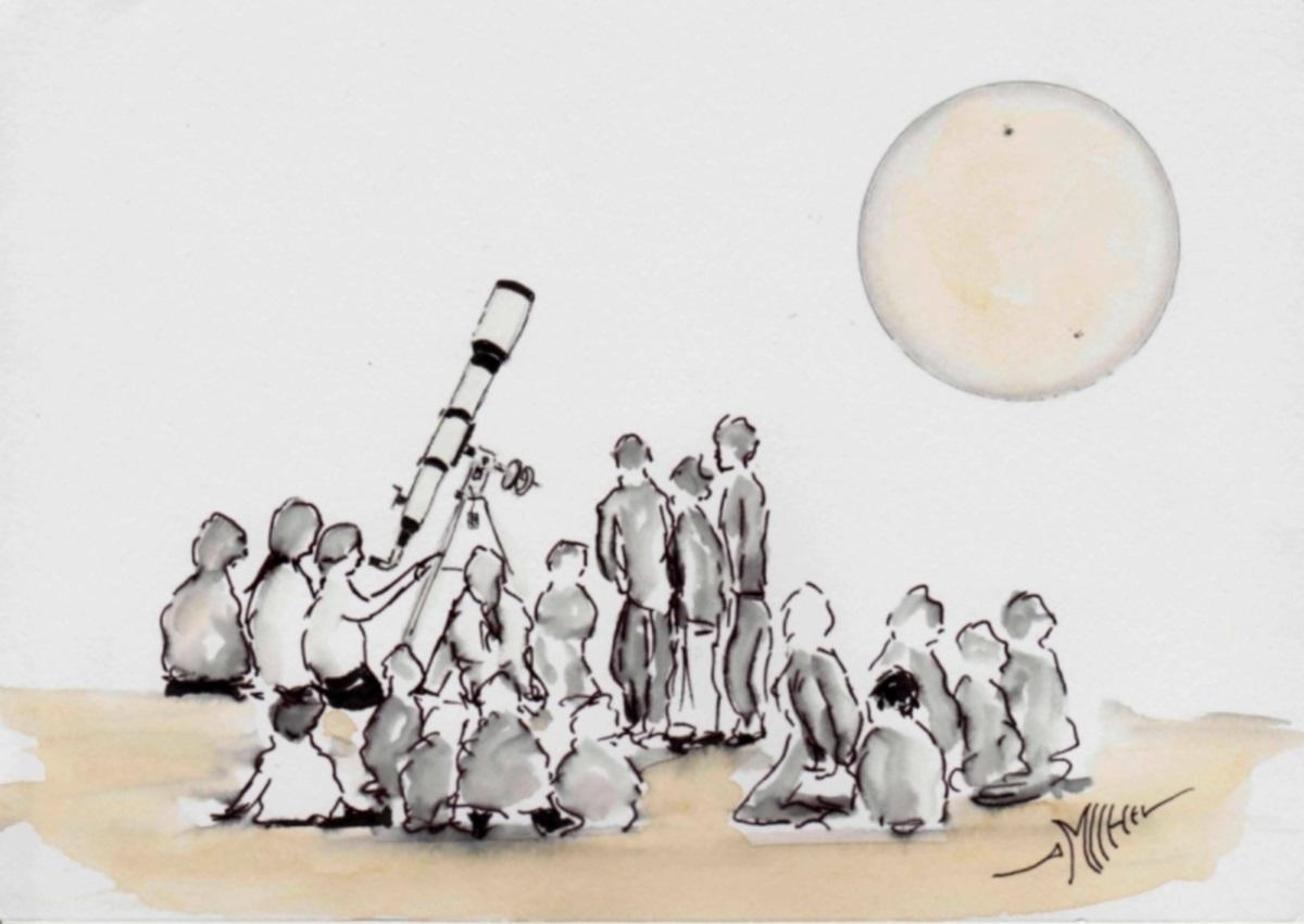 Photo Activités autour de l'astronomie!