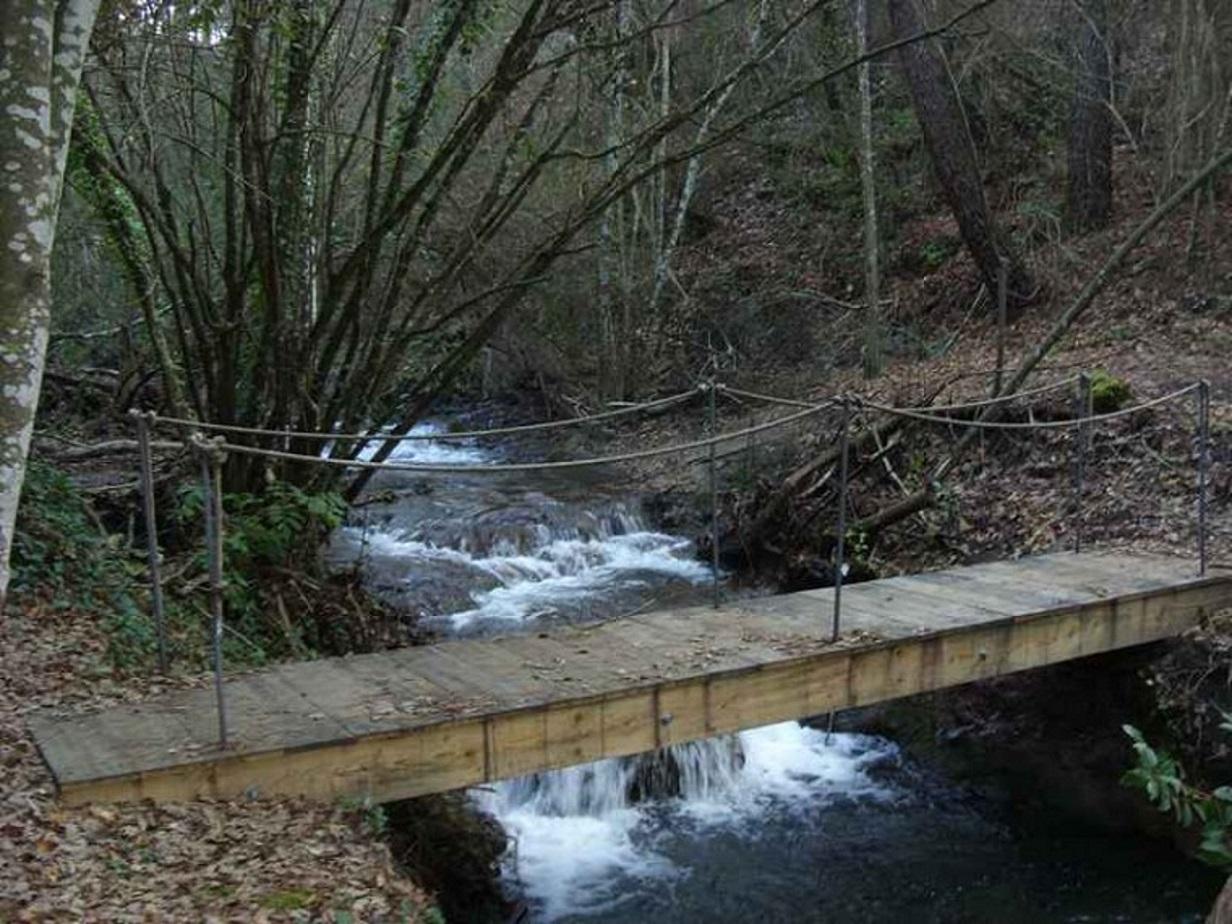 Photo Sentier de randonnée du domaine Saint Jean de Villecroze