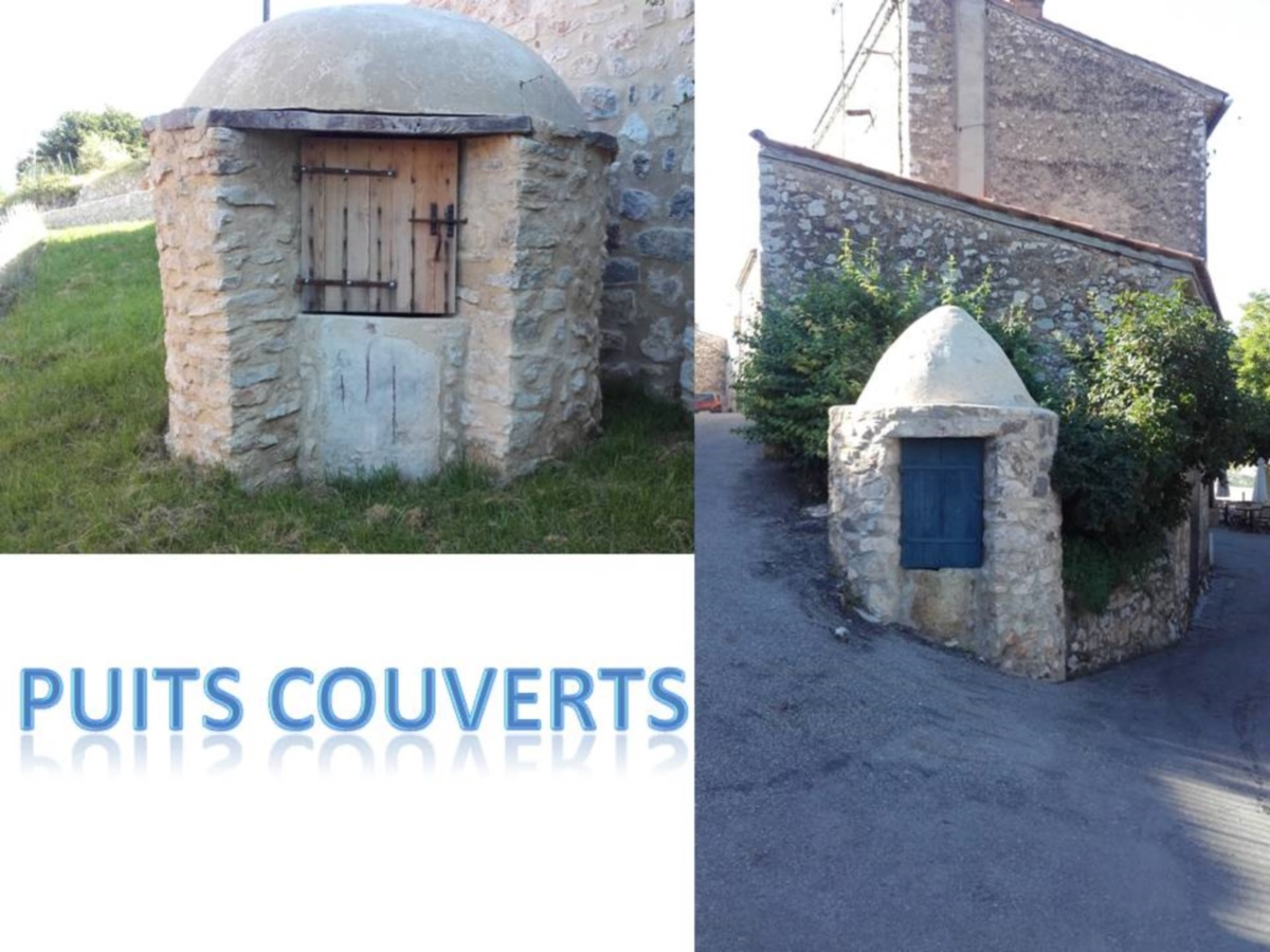 Photo Puits couverts
