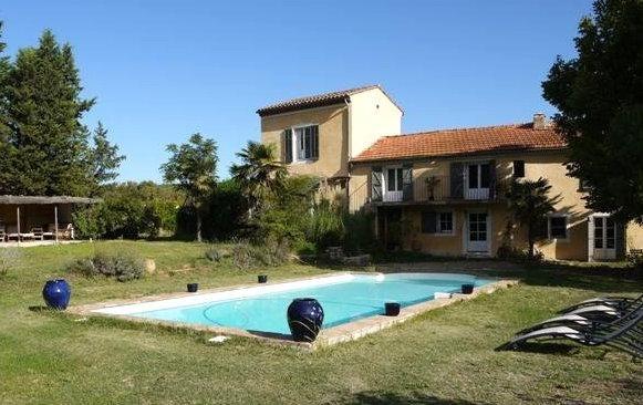 Photo Mas provençal pour 12 personnes