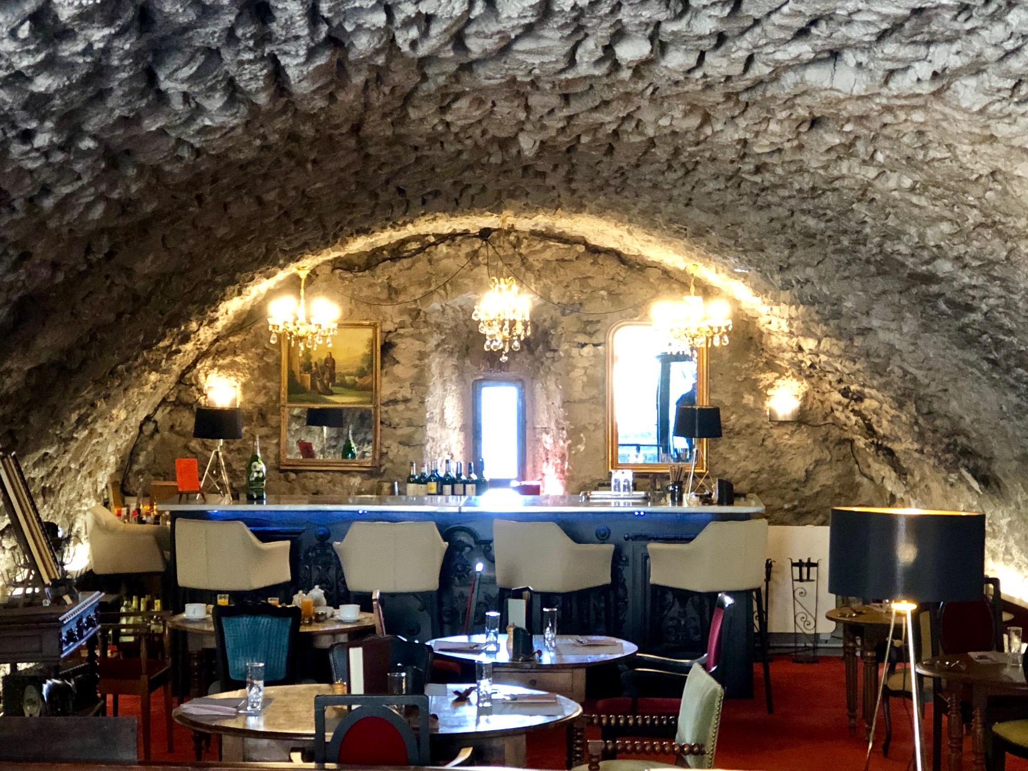 Photo Bar à vins du Château de Trigance