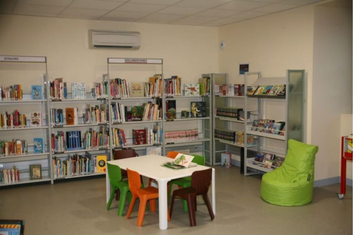 Photo Médiathèque Municipale