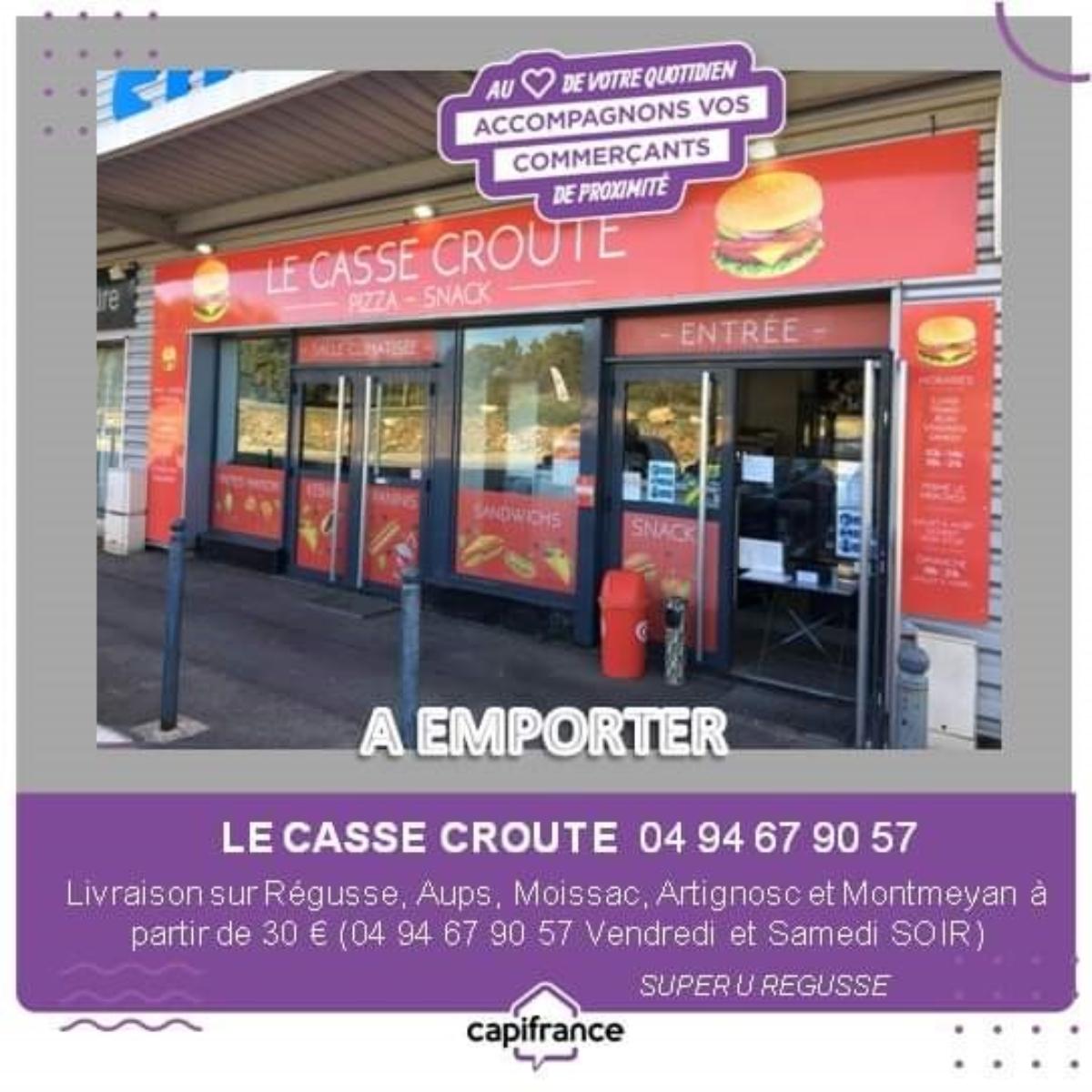 Photo Le Casse croûte