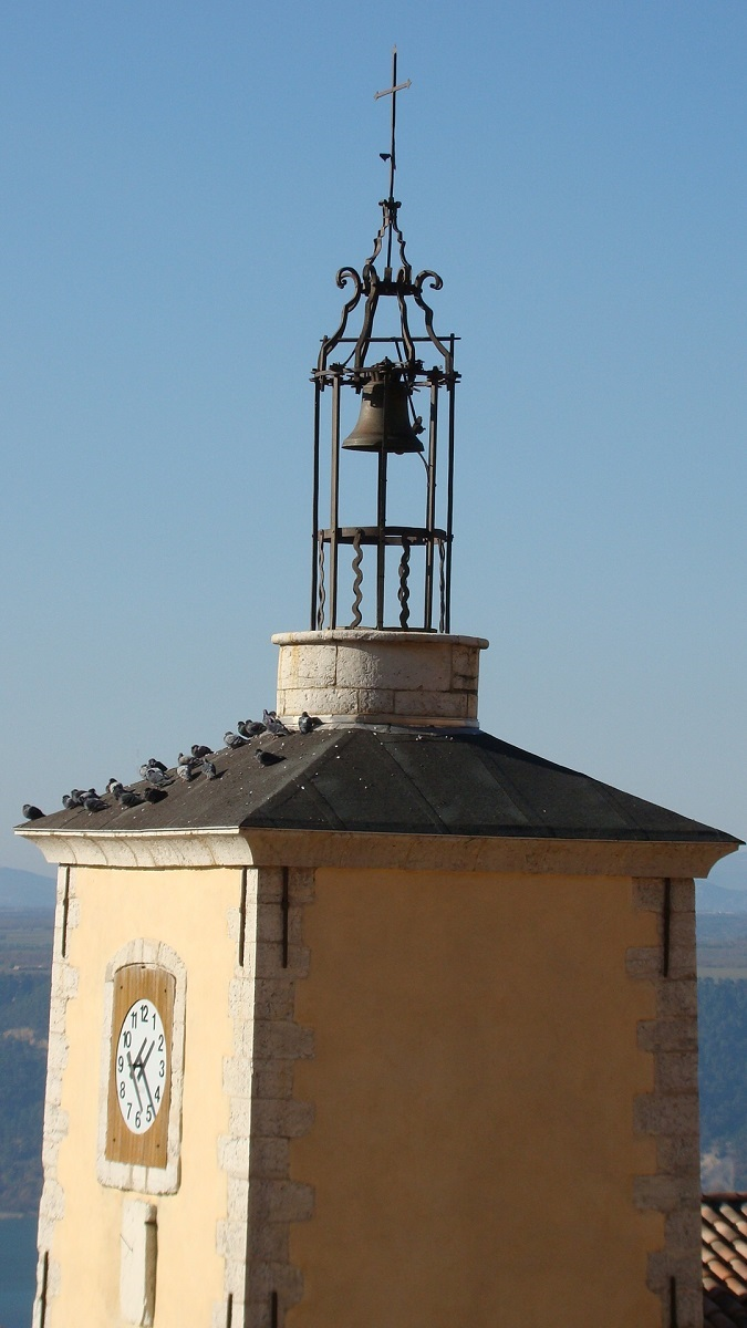 Photo Beffroi et son campanile