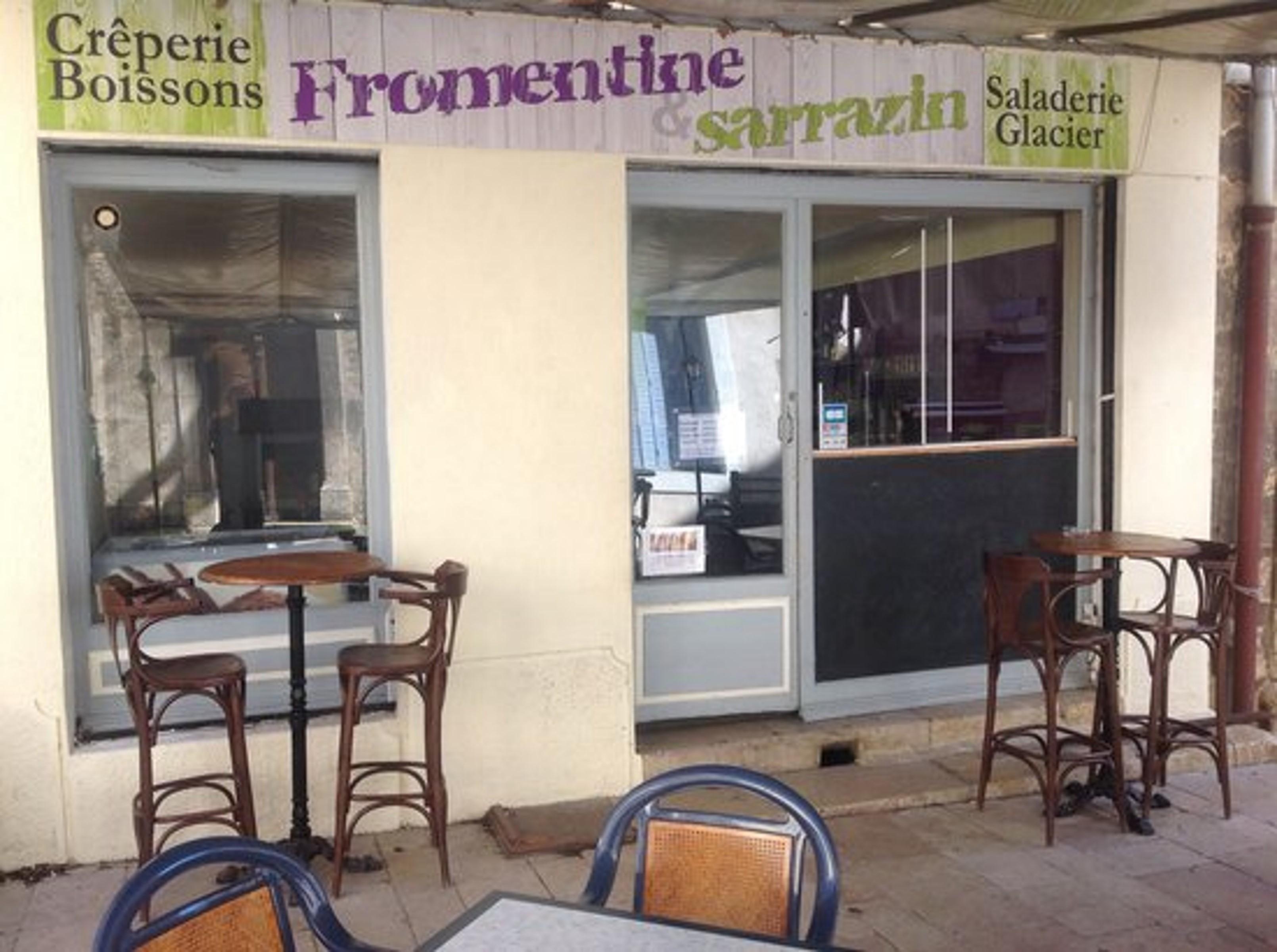 Photo Fromentine et Sarrazin