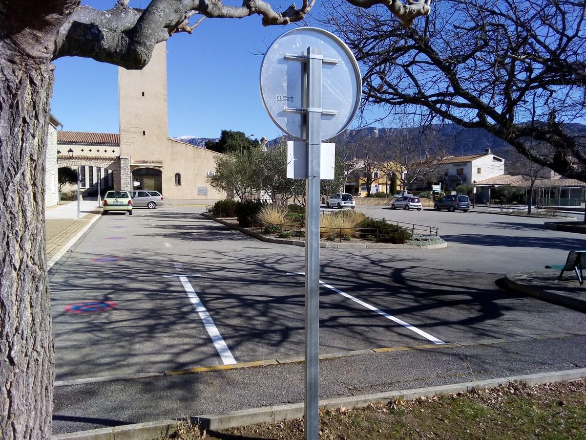 Photo Parking Place Gleb Sivirine