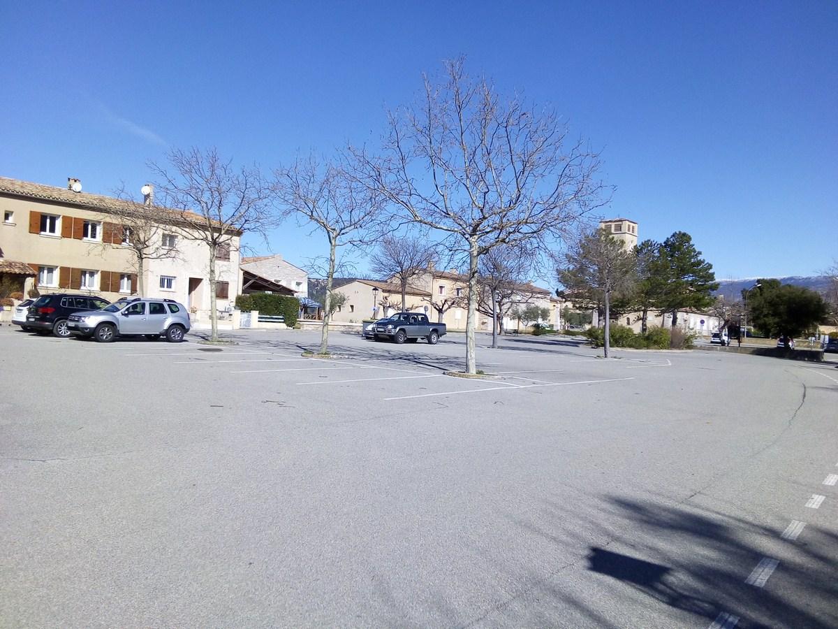 Photo Parking Parriaou