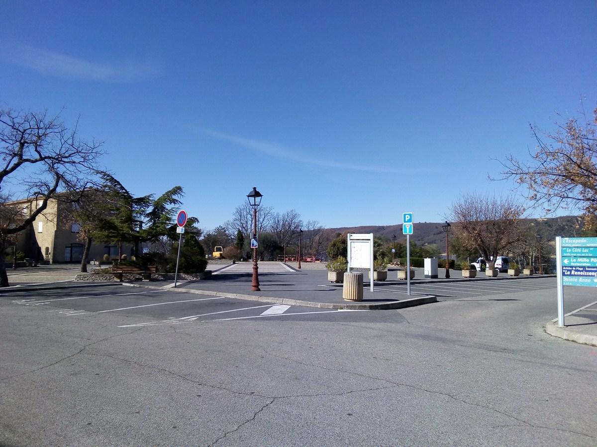 Photo Parking Place Sainte Anne