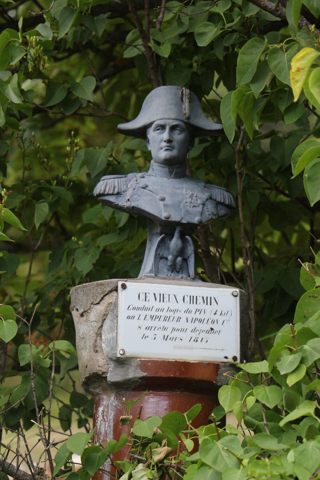 Photo Buste de Napoléon