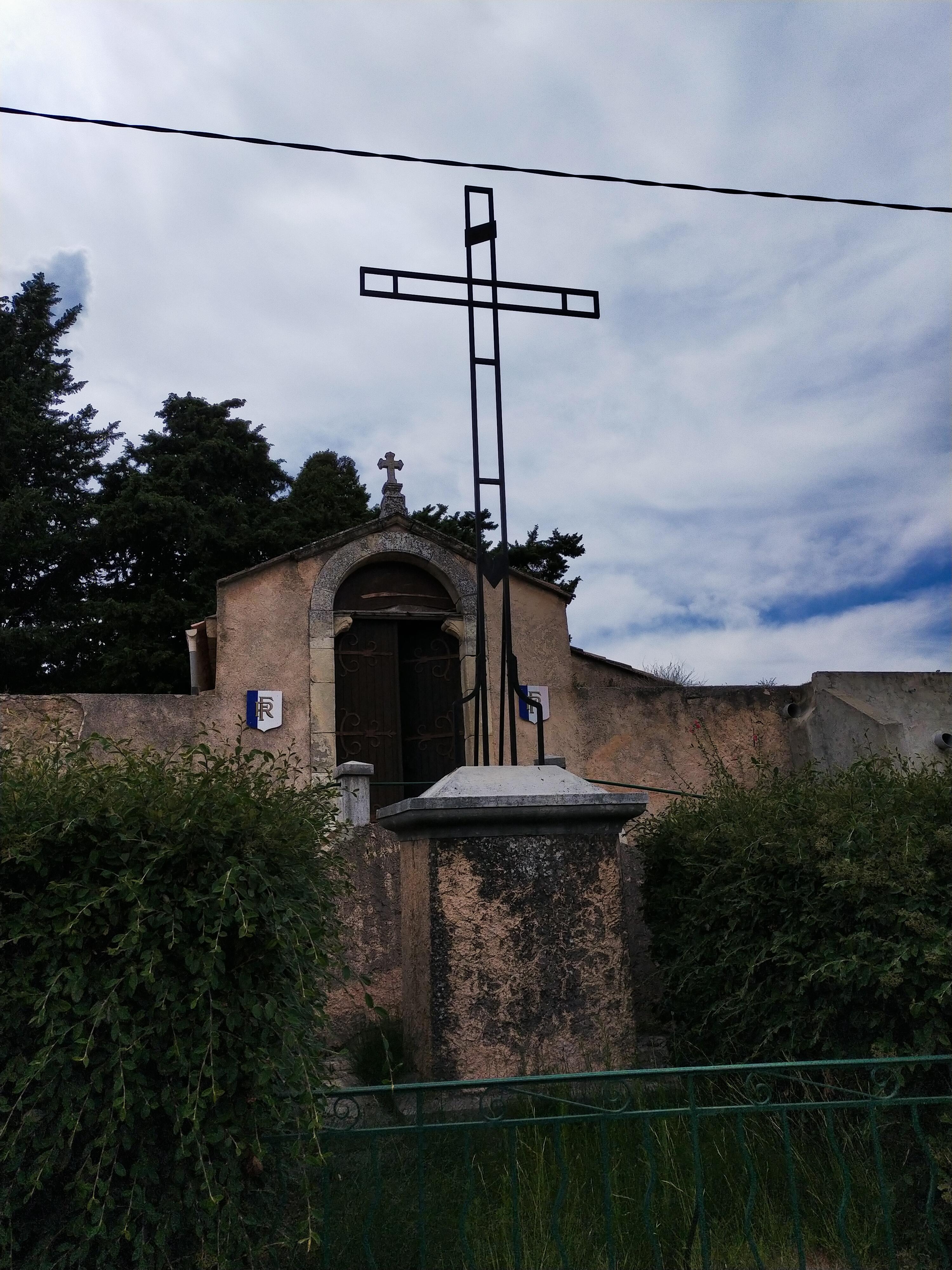 Photo Croix du cimetière