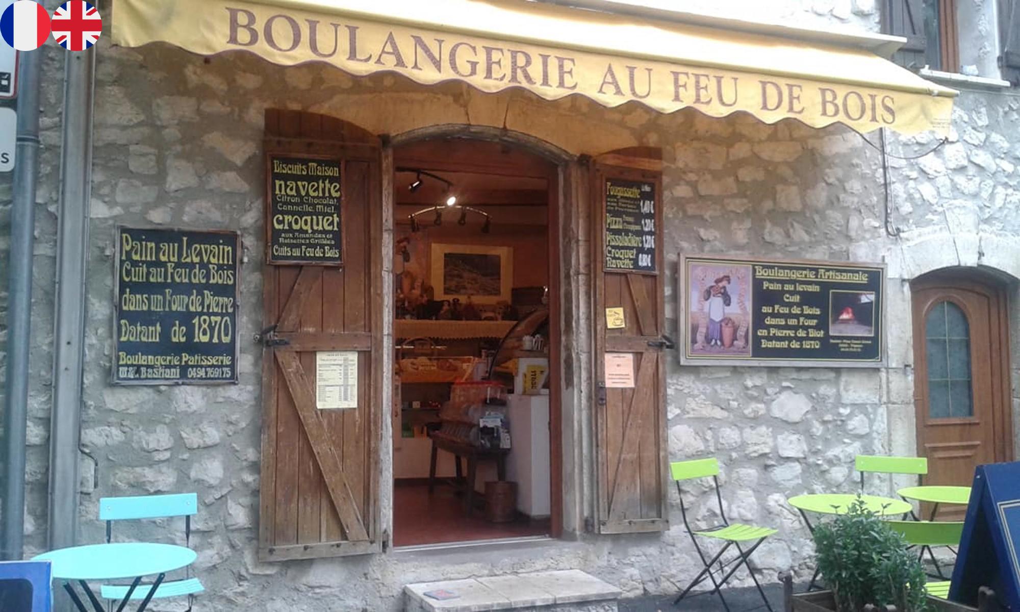 Photo Relais Info Tourisme de Trigance - village