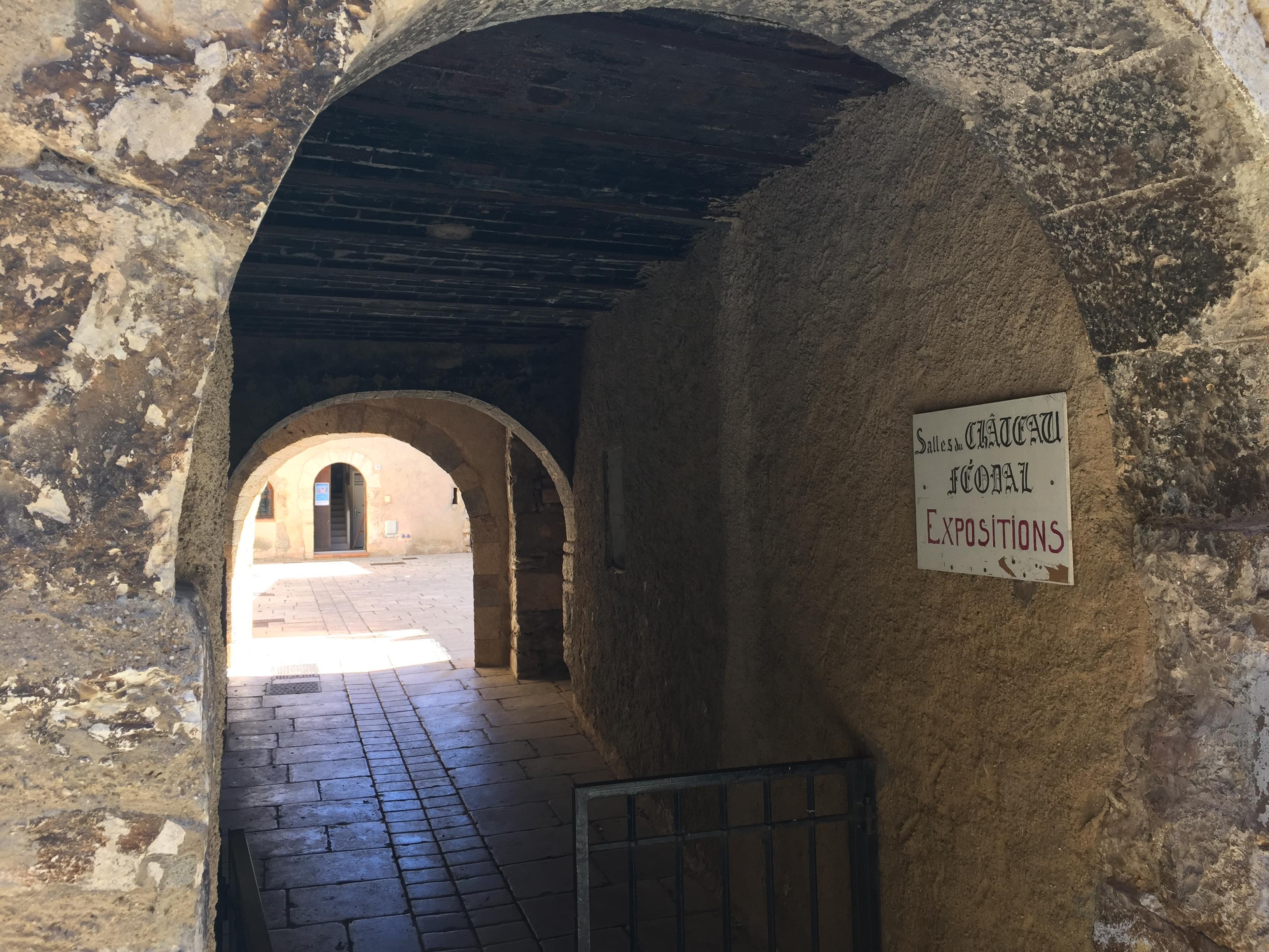 Photo Promenade historique dans les ruelles du Vieux Village