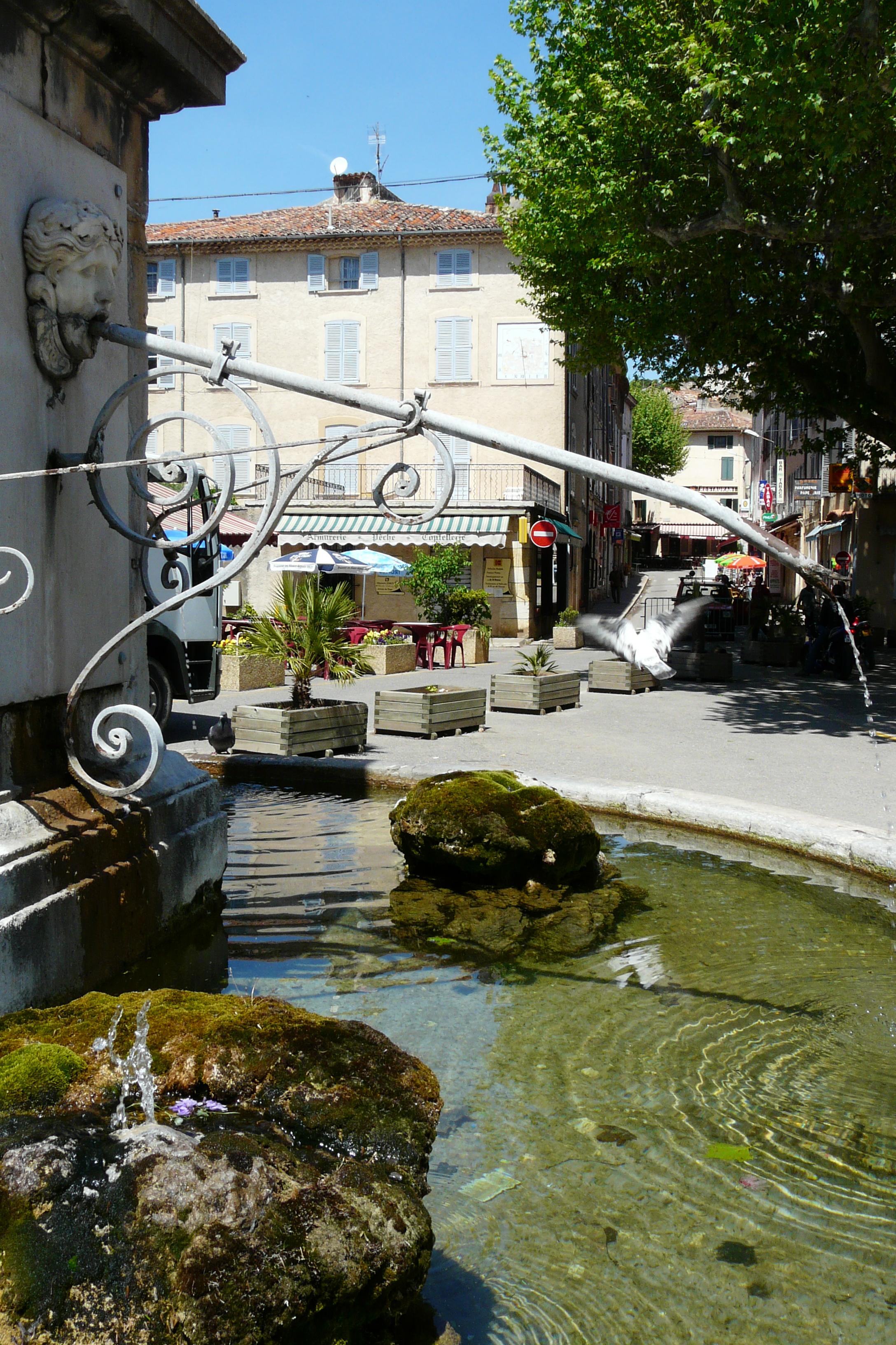 Photo Circuit des fontaines et lavoirs