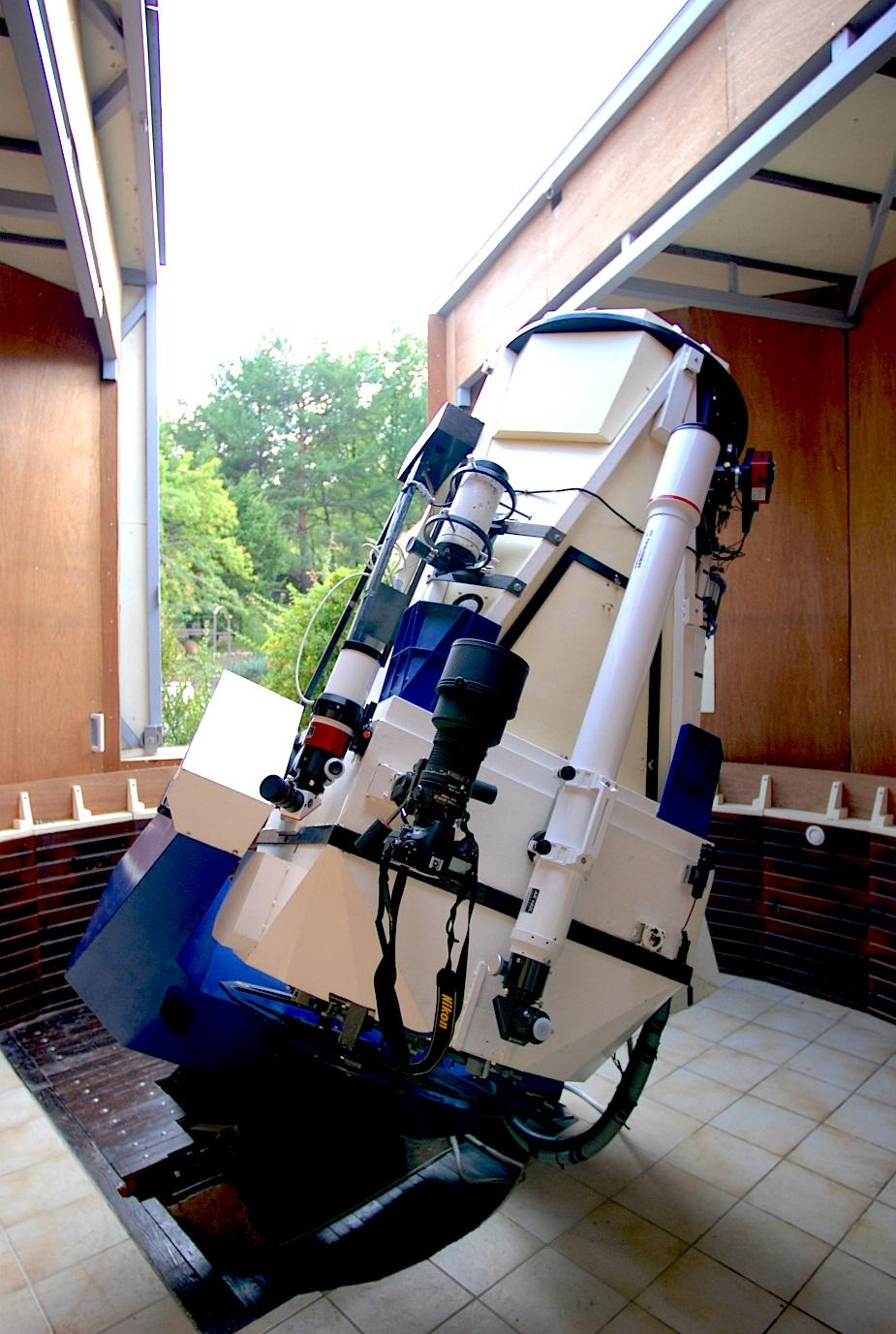 Photo Activités à l'Observatoire astronomique de Bauduen