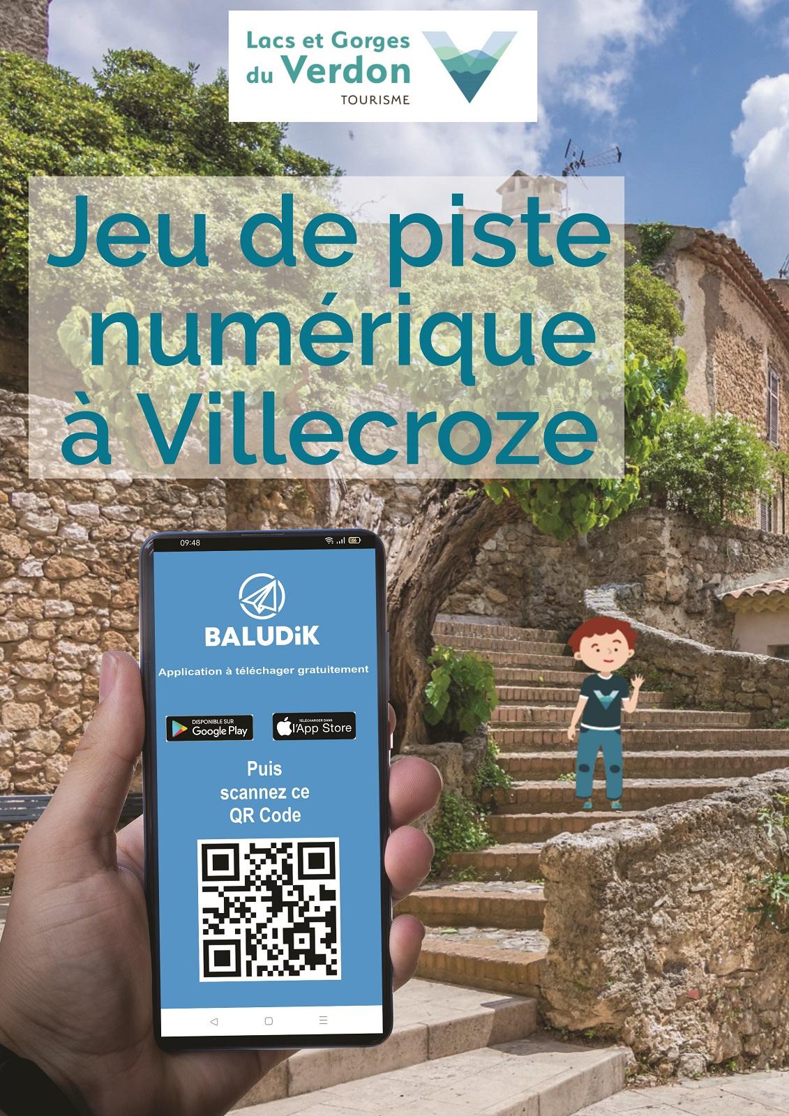 Photo Jeu de Piste Baludik - A la recherche des trésors du Verdon à Villecroze
