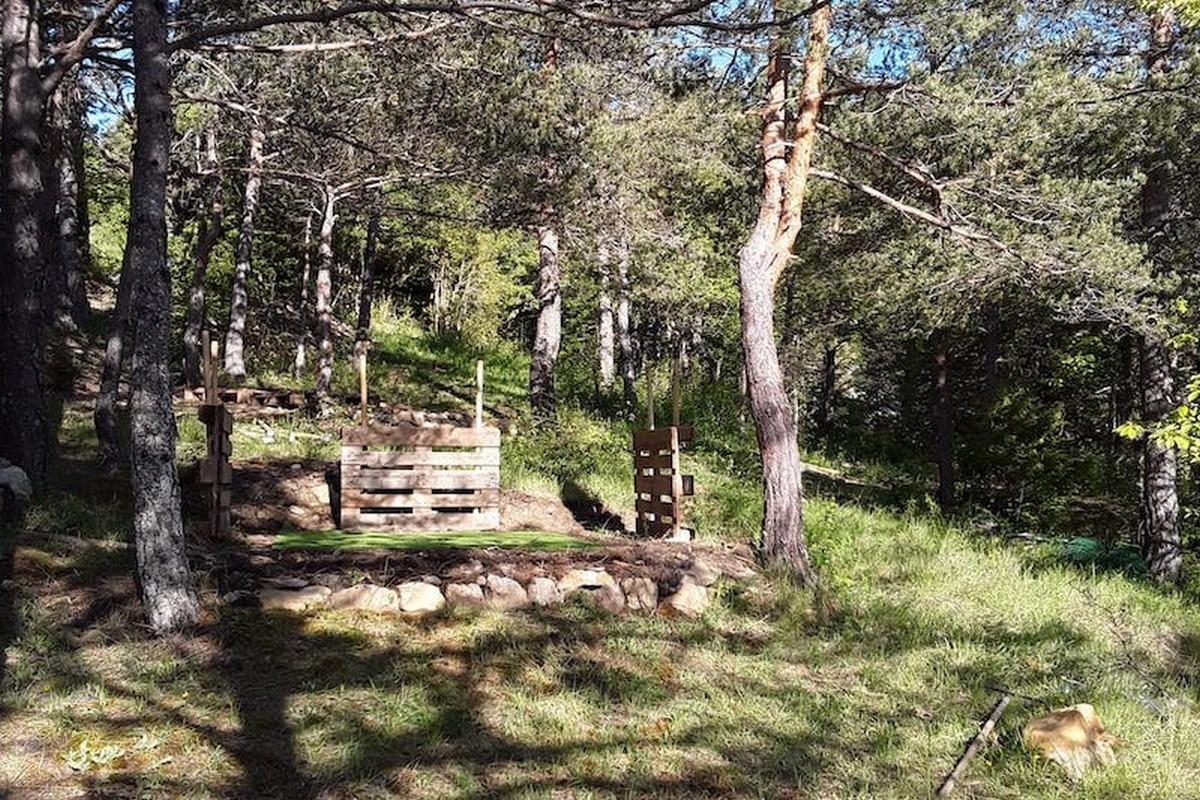 Photo Les Cigales : Halte camping